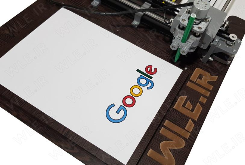 لوگوی رنگی google