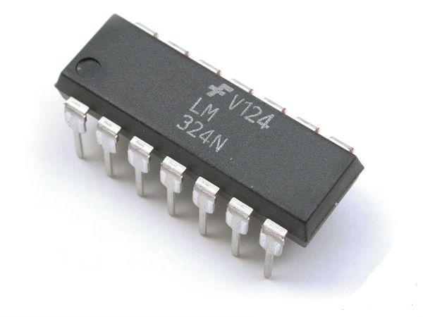 دیتاشیت LM324