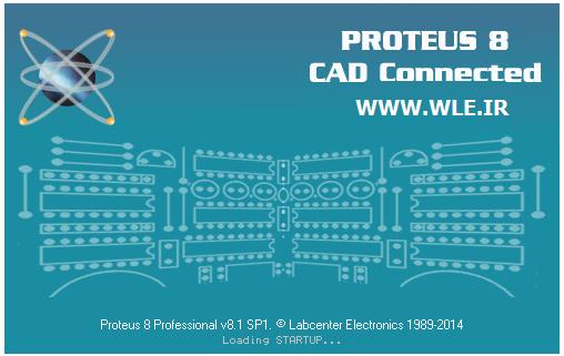 Proteus.Pro .8.1.SP1  دانلود شبیه ساز Proteus Pro 8.1 SP1