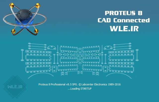 دانلود شبیه ساز Proteus 8.5 SP0 + فیلم آموزش فعال سازی