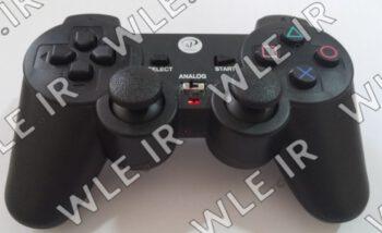 ساخت رادیو کنترل توسط دسته بازی PlayStation2
