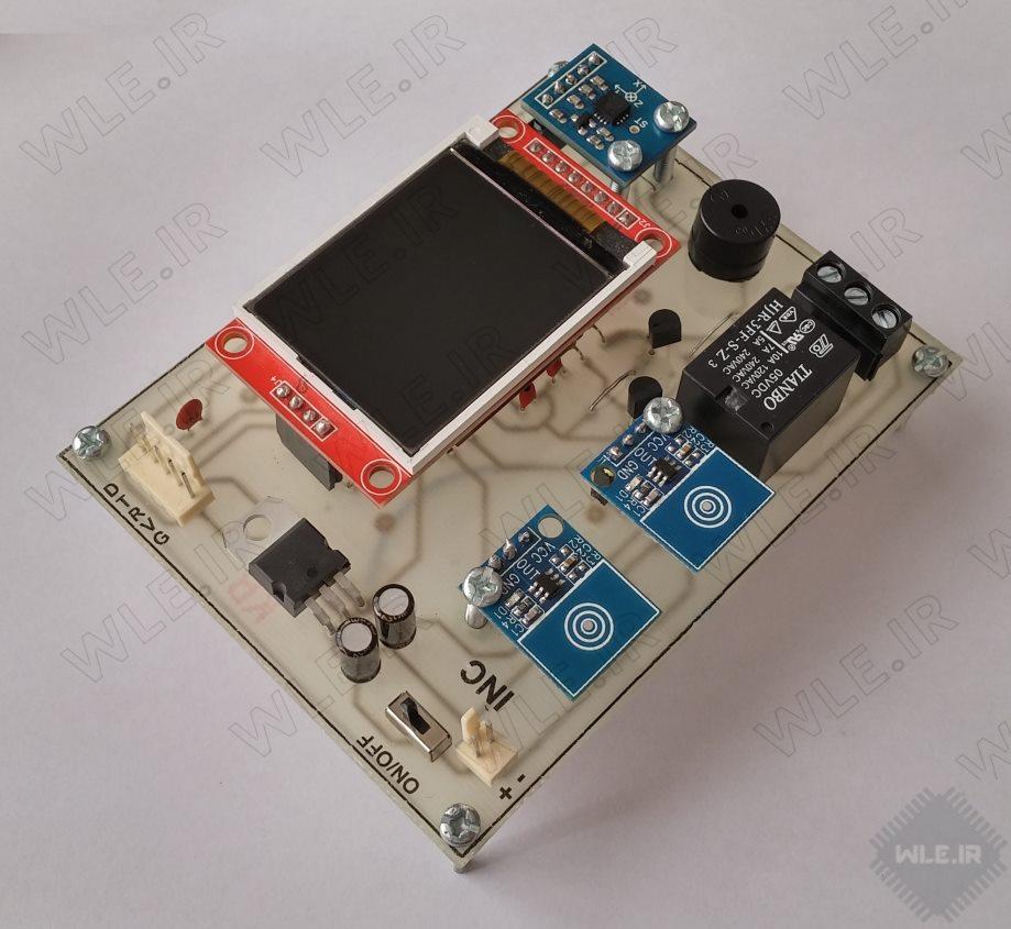 طراحی و ساخت مدار هشدار دهنده زلزله توسط میکروکنترلر