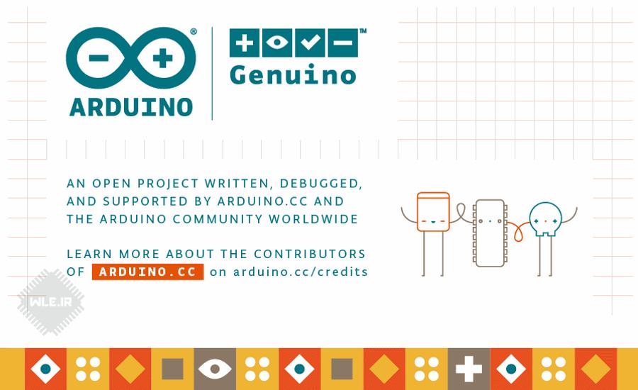 دانلود نرم افزار ARDUINO 1.8.5 + آموزش استفاده از آن