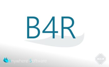 دانلود B4R v3.31 + کتابخانه ها + فیلم آموزشی نصب
