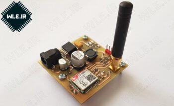 آموزش طراحی ماژول GSM توسط چیپ SIM800C در آلتیوم دیزاینر