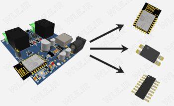 ساخت کتابخانه قطعات از سندهای شماتیک و PCB در آلتیوم
