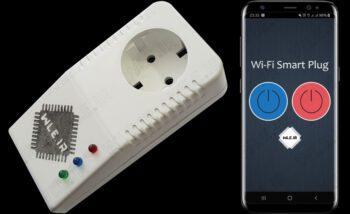 آموزش طراحی و ساخت پریز برق هوشمند وایفای Wi-Fi