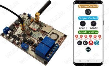 آموزش ساخت مکان یاب یا موقعیت یاب ماهواره ای GPS توسط SIM868