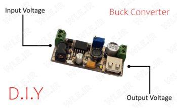 آموزش طراحی Buck Converter یا ماژول کاهنده در آلتیوم دیزاینر