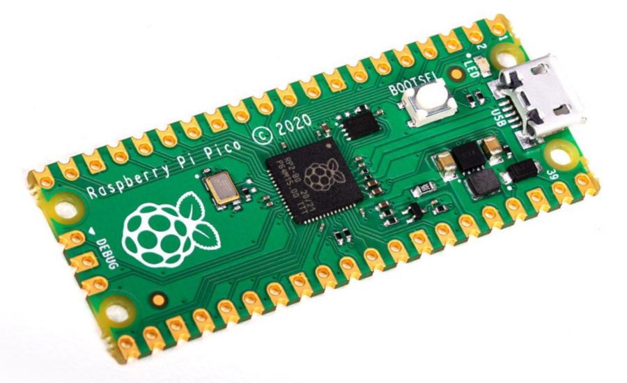 معرفی برد رزبری پای پیکو Raspberry Pi Pico