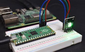 آموزش رزبری پای پیکو Raspberry Pi Pico به صورت عملی و رایگان